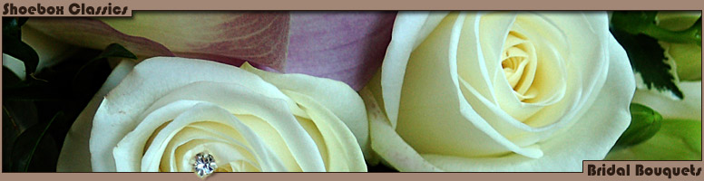 Bridal Bouquets - Lilac Bouquet - Detail Photo